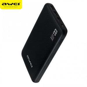 Power Bank AWEI P56K 30000mAh (Black)