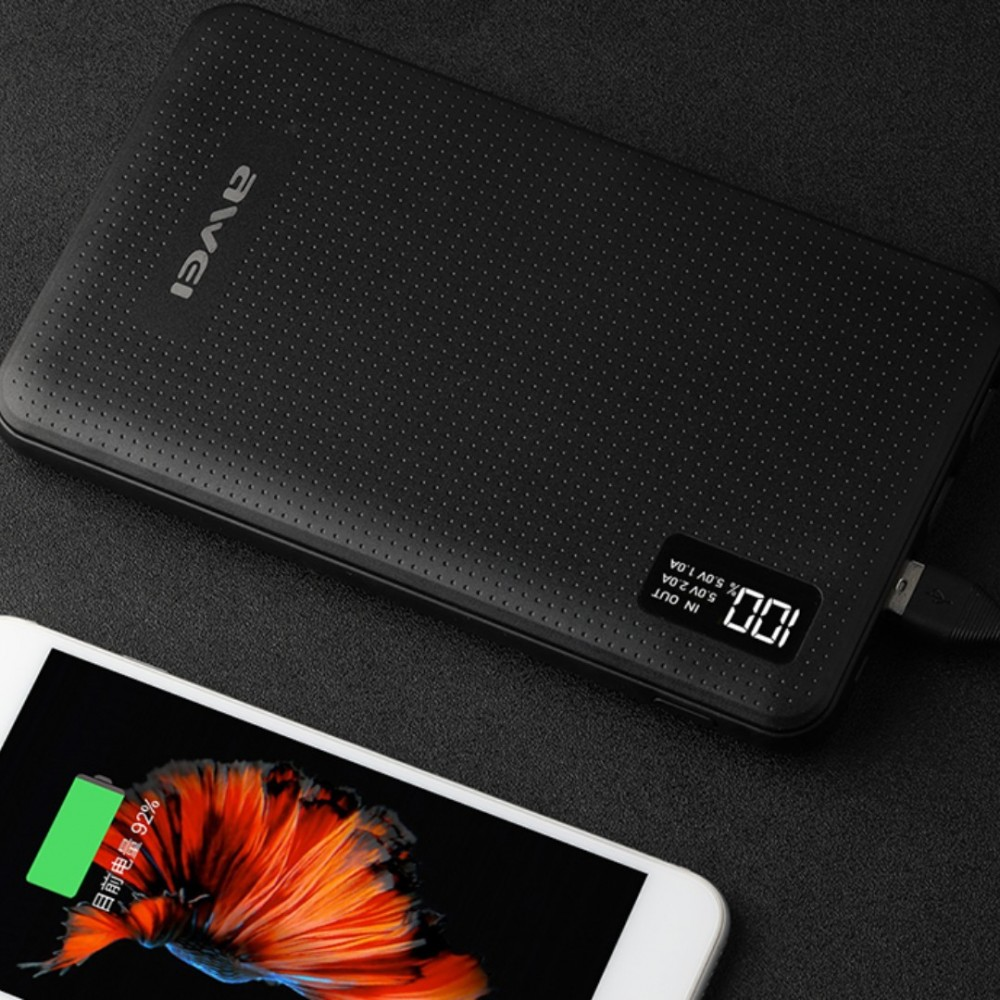 awei p56k power bank 30000 mah