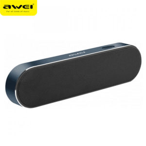 portable bluetooth speaker AWEI Y220 (Black) pic-1