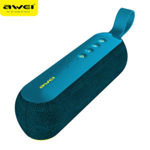 portable bluetooth speaker AWEI Y220 (Blue)