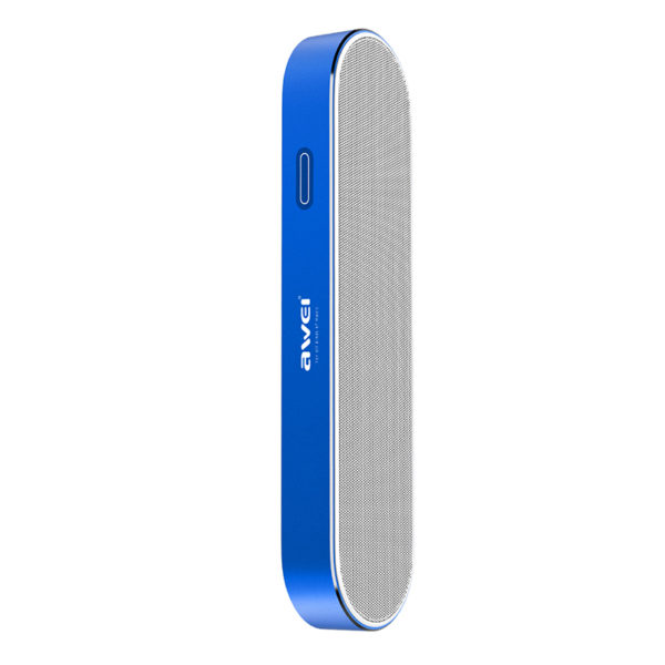 portable bluetooth speaker AWEI Y220 (Blue) pic-2