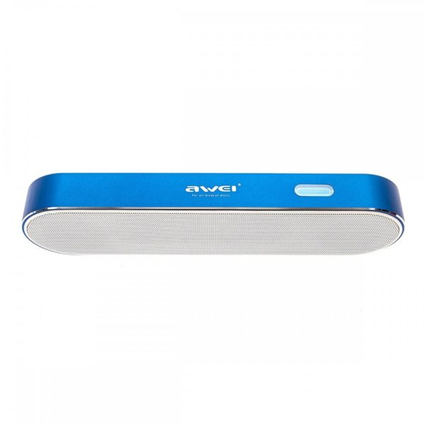portable bluetooth speaker AWEI Y220 (Blue) pic-3
