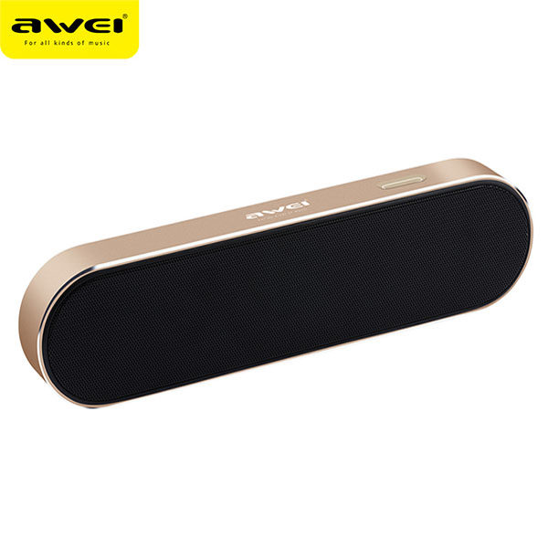 portable bluetooth speaker AWEI Y220 (Gold)