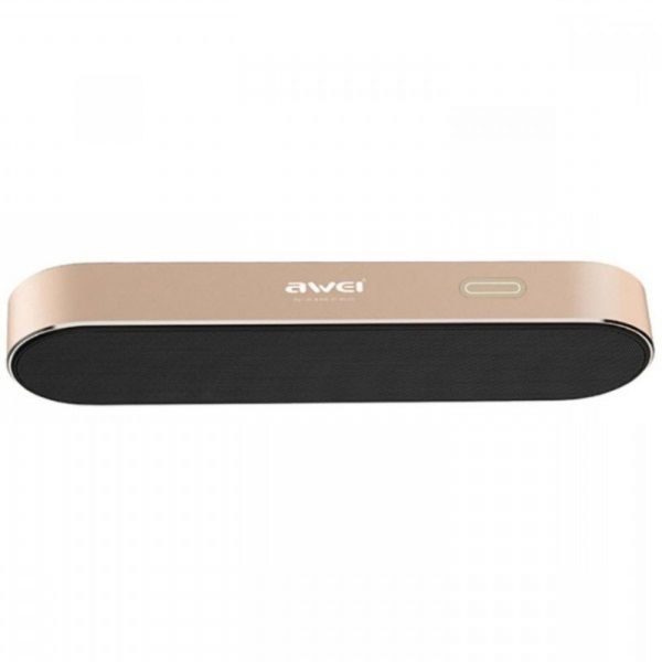 portable bluetooth speaker AWEI Y220 (Gold) pic-3