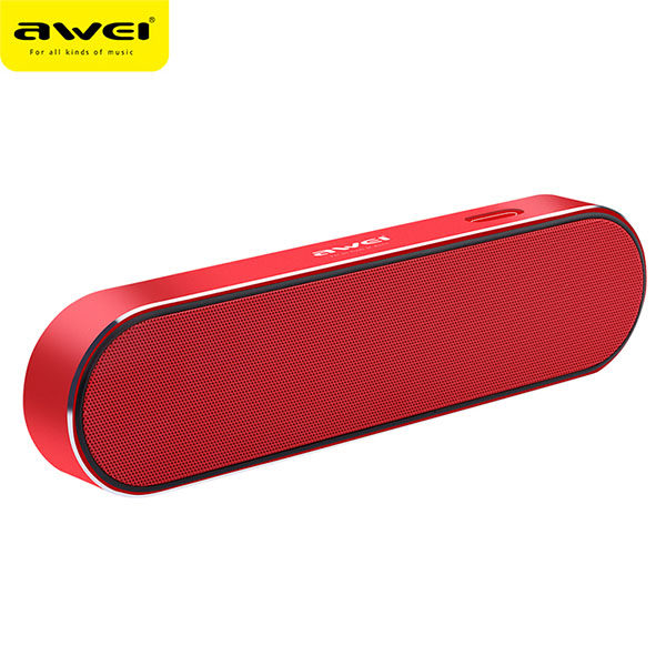 portable bluetooth speaker AWEI Y220 (Red)