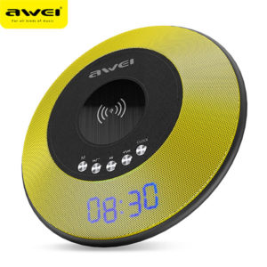 portable bluetooth speaker AWEI Y290 (yellow)