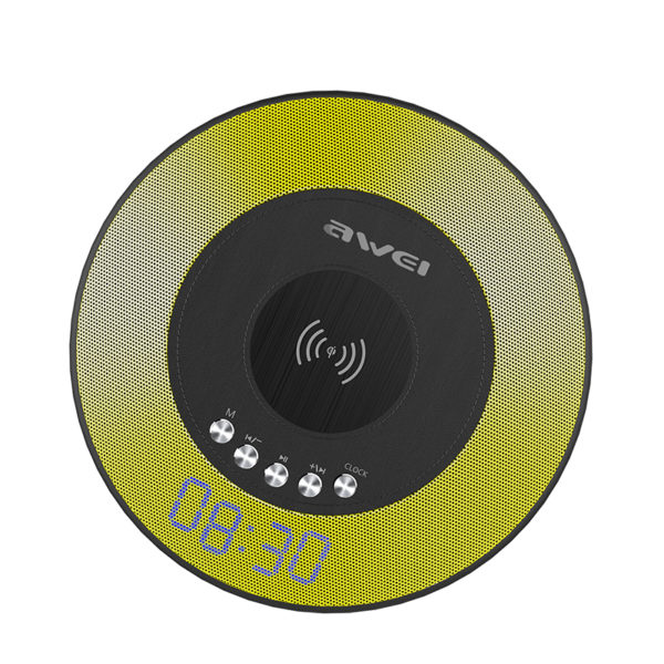 portable bluetooth speaker AWEI Y290 (yellow) pic-2
