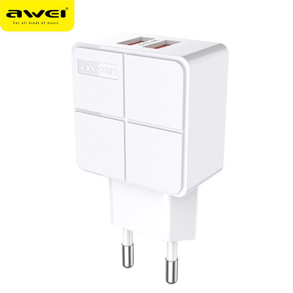 Travel Charger C-500 (White)
