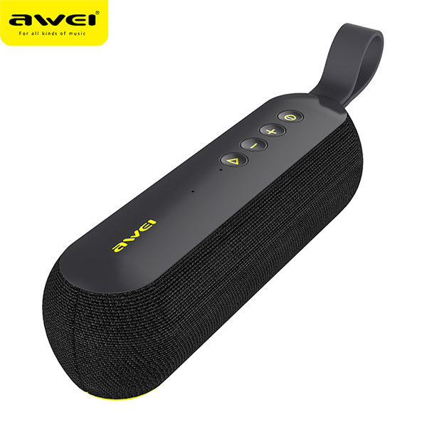 portable bluetooth speaker AWEI Y220 (Black)