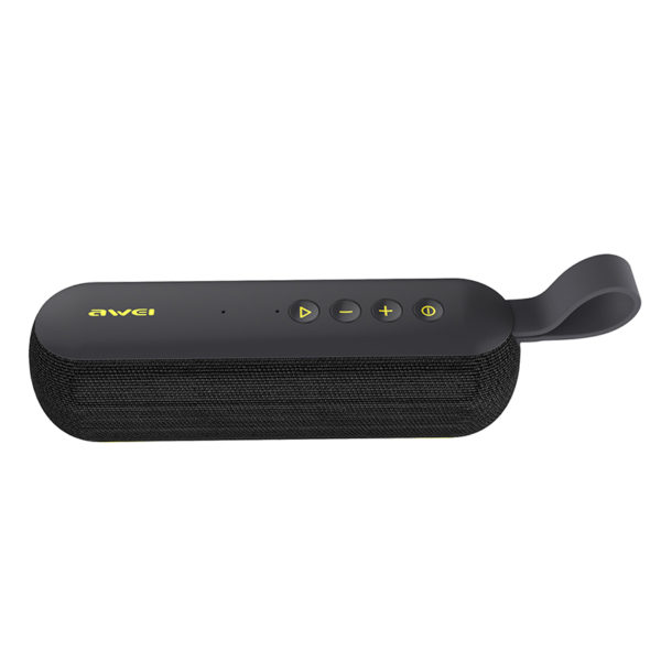 portable bluetooth speaker AWEI Y220 (Black) pic-3