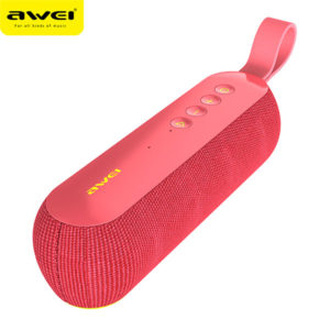portable bluetooth speaker AWEI Y220 (Pink)